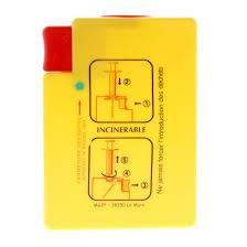 Aiguille Electricien by Boite Collecteur D U0027aiguilles Sanibox Mini 250ml