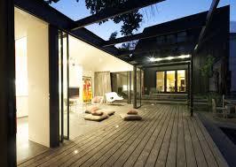 posh home interior posh pool house with glass walls