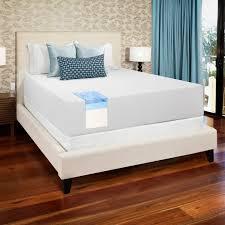 Luxury Bedspreads Select Luxury Gel Memory Foam 14 Inch Medium Firm King Size