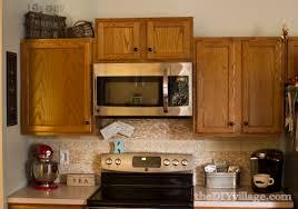 backsplash behind stove home design ideas