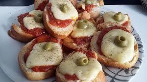 cuisiner le c eri recette de tartine pizza de mon cheri
