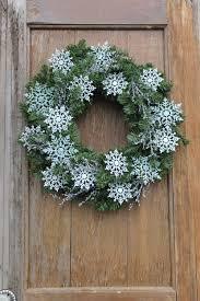 wreath for front door chilly handmade winter wreath designs for your front door