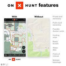 amazon com onxmaps hunt premium digital map membership for