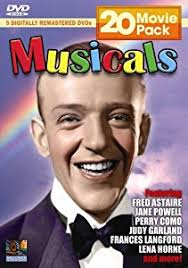 musicals 20 pack fred astaire powell