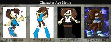 Dog Text By Memeemma Meme - age meme emma the hedgehog by daft punk girl2 on deviantart