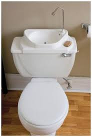 caroma profile smart 305 dual flush toilet with sink caroma toilet with sink thechickenmanartwork com