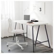 White Gloss Corner Desk Linnmon Table Top White Ikea