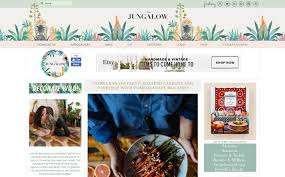 Jungalow Blog Design Inspiration From Some Of The Most Awesome Sites We U0027ve