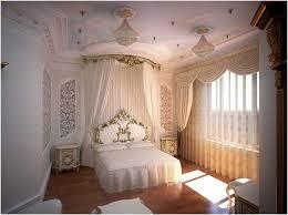 chambre lit baldaquin style baroque lit baldaquin blanc parquet massif