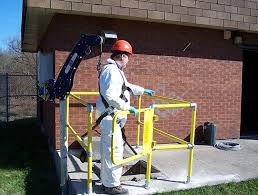 Temporary Handrail Systems Modular Safety Guard Rail System Kwikrail Bluewater