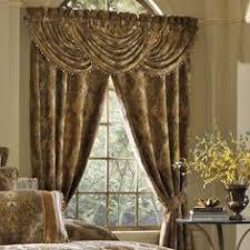 cassandra jacobean floral window treatment by j queen new york
