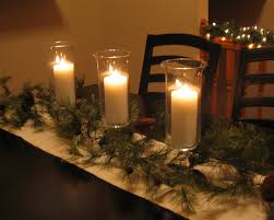 table centerpieces with candles creating your prettiest christmas table centerpiece decorating