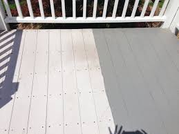 painting composite decking professional deck builder composite