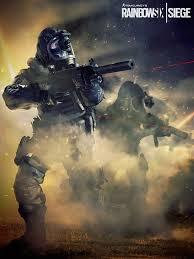rainbow six siege fbi swat castle 5k wallpapers rainbow six siege operator spotlight 4 smoke sas british