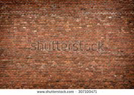 Interior Texture Red Brick Wall Texture Grunge Background Stock Illustration