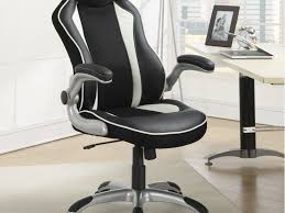Metal Desk Chair by Office Chair Leather And Wood Office Chair Puppies Furniture