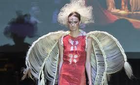 Beauty Garde Aveda Earth Jam Fashion Benefit Brings Avant Garde Beauty To
