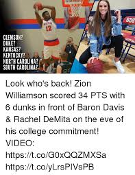South Carolina Memes - sds 12 clemson duke kansas kentucky north carolina south