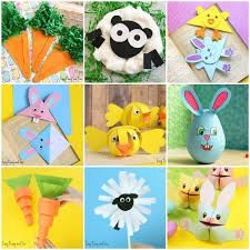 kids easter 25 easter crafts for kids lots of crafty ideas easy peasy and