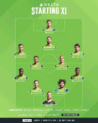seattle sounders at real salt lake starting lineup victor
