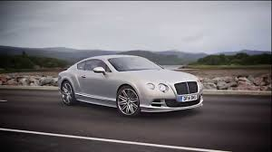 bentley sports car 2014 2015 bentley continental gt speed coupe extreme silver youtube