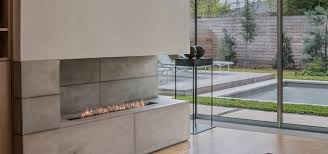 European Home by G Series By European Home Linear Gas Fireplace Vent Free