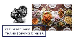 hen house thanksgiving dinner thanksgiving pre order menu reid u0027s cafe u0026 catering co