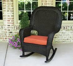 Wicker Patio Furniture Ebay - resin wicker rocking chair ideas home u0026 interior design