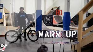 tricktipp how to warm up mtb bmx by lukas knopf german deutsch