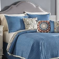 Duvet 100 Cotton Waverly Castleford 100 Cotton 3 Piece Reversible Quilt Set