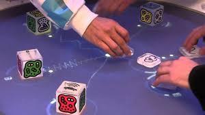 futuristic table haammss