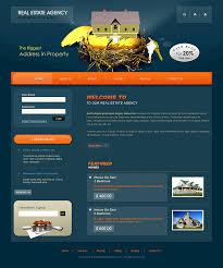 web design templates unique real estate web design templates