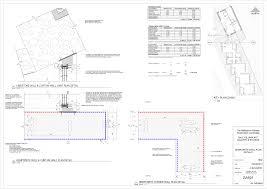 mrtfc townhouses building class 1a on woodsolutions plan detail
