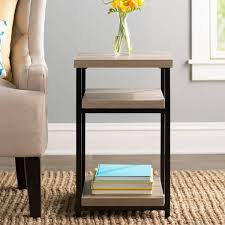 Curved Nightstand End Table Beautiful Curved Nightstand End Table With Winsome Wood 10218