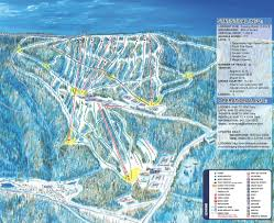 Big Sky Montana Map by Trail Map U0026 Mountain Stats Belleayre