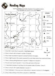latitude and longitude worksheets 6th grade worksheets