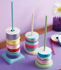 craft ribbon best 25 ribbon storage ideas on craft ribbon storage