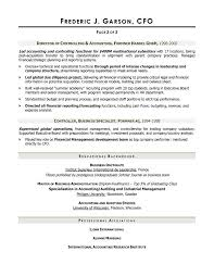Hr Executive Resume Sample by Cfo Resume Examples Chief Financial Officer Resume Sample Chief