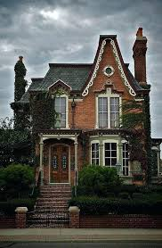 old fashioned house old fashioned houses creepy house in a cloudy day beautiful old
