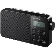 avec radio radio portable avec preselection achat vente radio portable