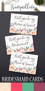 bridesmaid invitation 8 best greeting card design images on greeting card