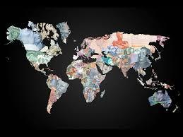 Batavia World Map by Pechakucha 20x20 Edinburgh