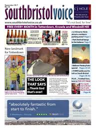 south bristol voice september 2017 by south bristol voice issuu