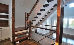 luxury indoor stair railings design u2014 railing stairs and kitchen