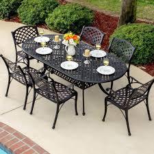 Garden Sofa Dining Set Patio Ideas Cast Aluminium Garden Furniture Ireland Black Cast