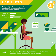 exercises to do at your desk deskercise 6 exercises you can do while at work