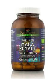 royale cuisine organic maca powder royale for gelatinized 227 g 90