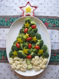 tree vegetable tray blissful