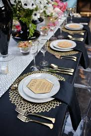 wedding reception tables 30 navy blue and gold wedding color ideas deer pearl flowers