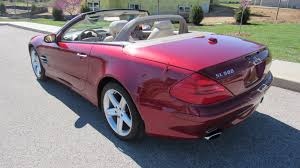 convertible mercedes 2004 2004 mercedes benz sl500 convertible s160 houston 2016